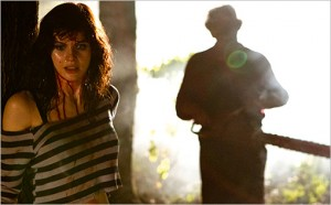 TEXAS CHAINSAW 3D (2013)Alexandra Daddario stars as 'Heather Miller'