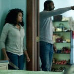 Terry (Taraji P. Henson)  Colin (Idris Elba) in Screen Gems' NO GOOD DEED.