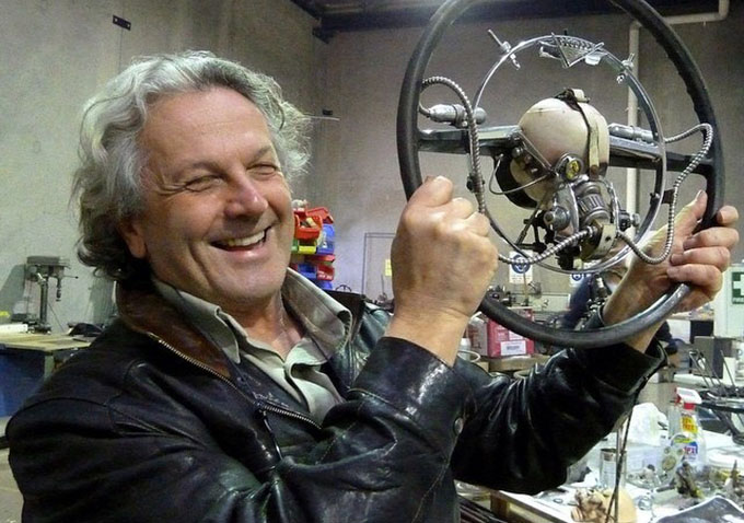 George Miller, MAD MAX: FURY ROAD director