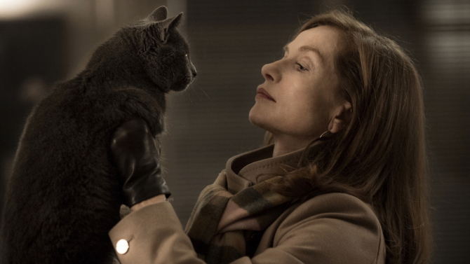 Isabelle Huppert Best Actress