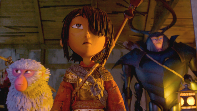 KUBO AND THE TWO STRINGS Best Animated
