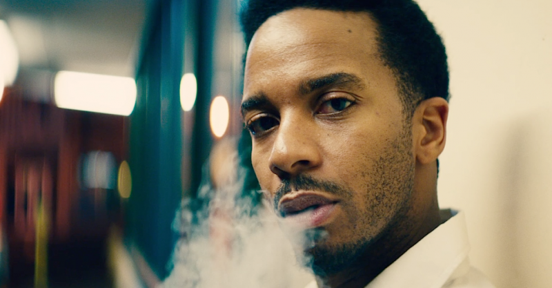 MOONLIGHT Andre Holland