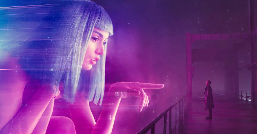 BLADE RUNNER 2049 BEST CINEMATOGRAPHY