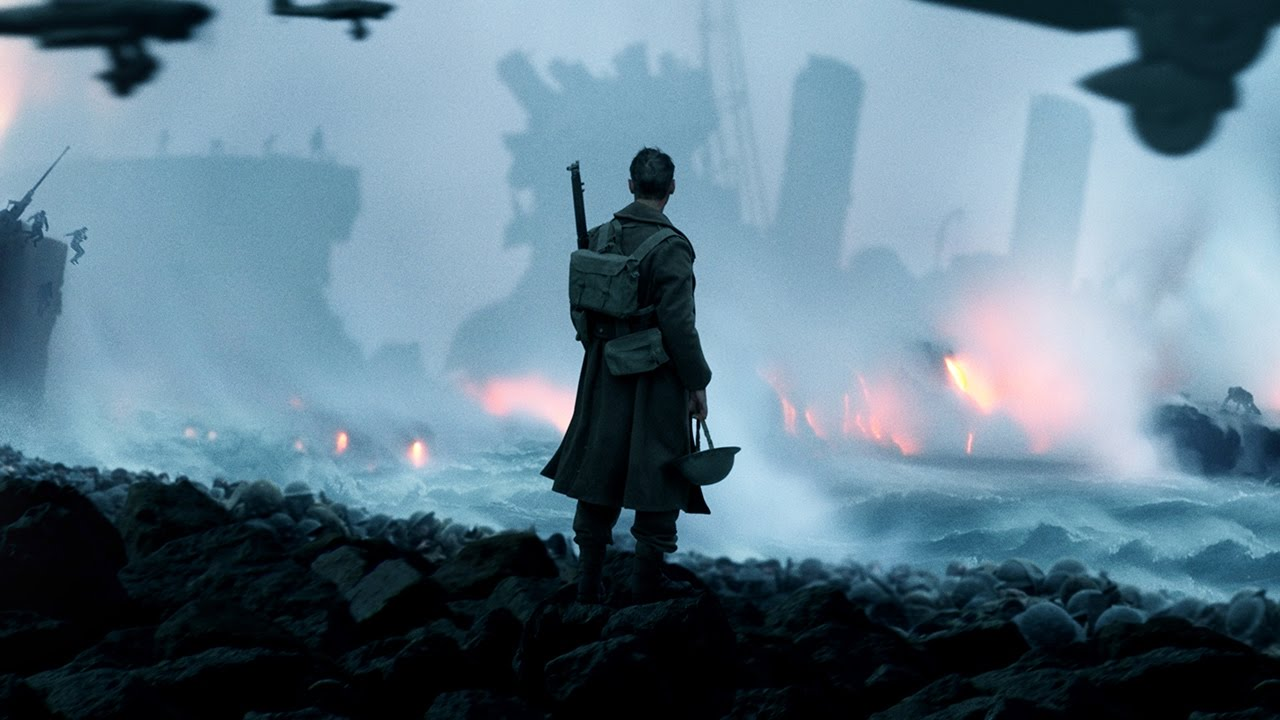 DUNKIRK BEST EDITING