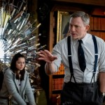 Daniel Craig lays out his theory in the movie Knives Out