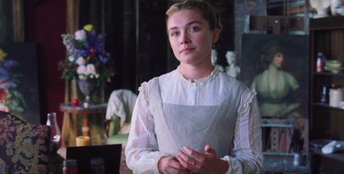 Florence Pugh Little Women