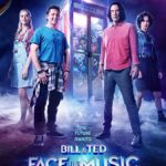 The poster for the movie Bill & Ted Face the Music