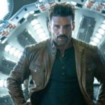 Frank Grillo in the movie Boss Level